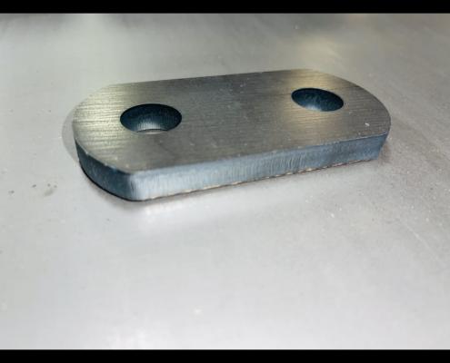 """3/8"""" A36 Steel Laser"""