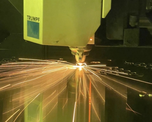 Stainless Steel Laser
